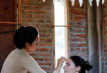 Lauretta & Regol wedding by airwantyanto project