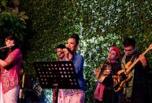 Abindra & Vania Wedding by Chaka Music Production