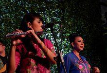 Abindra & Vania Wedding by Chaka Music Production
