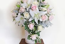 Daily & Occasional Arrangements by Plum & Peach Floral