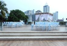 The Wedding of Marshal & Maya - Grand Hyatt on Five by The Swan Design and Decoration