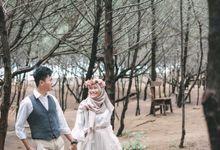Prewedding Cintya & Dian by airwantyanto project