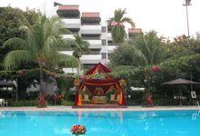 Singosari Room - Pool Side by Hotel Borobudur Jakarta