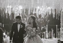 Wedding of Andrew & Lia by Alluvio