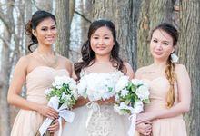 Fall Wedding by Sinta Studios