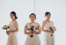 The Wedding of Rendy & Alfonsa by The Right Two