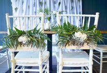 Michael and Fiona Wedding by Megu Weddings