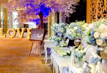 White Reception by The Stones Hotel Legian Bali - Marriott's Autograph Collection