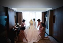 Jeffry & Olivia - Wed by Marvello Photoworks