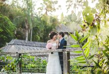 Jeane & Luo Wedding by Karma Kandara