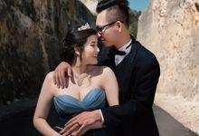 Lim Lin Feng & Teo Sze Mian by Michelle Ann Bridal House