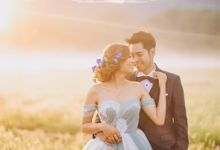 Clerissa Prewedding by Thepotomoto Photography