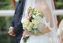 Wedding of Sotaro Saori by Nagisa Bali