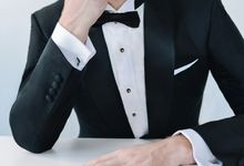 Custom Tuxedo by Edit Suits Co.