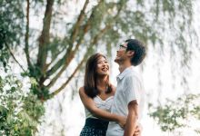 Ernest & Candy - Couple Shoot by YRegina Makeup