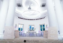 Ernest & Yit Fun Solemnization Ceremony by Maison Superb