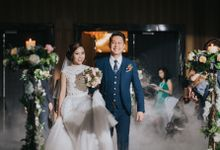 Wedding Day Eugene & Tracie by Charlane Yu Makeup and Hair