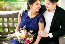 Couple Sessions with Ewen & Stephanie by click! Photography