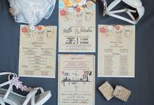 Ferdie & Yvette Wedding Day by Jexter Jordan