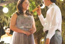 Reminiscing Romance  - Francis and Menchie by Icona Elements Inc. ( an Events Company, Wedding Planning & Photography )