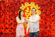 Franz and Cara Tinghun - Chinese Engagement Ceremony by Blinkboxphotos