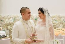 ANGGI & STEVI WEDDING DAY by Eunoia