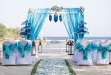 WEDDING OF OLGA & BRETT by Courtyard by Marriott Bali Nusa Dua