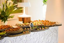 Catering by Opia - dining destination by Puri Temple Hill