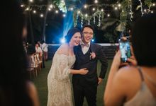 The Wedding of Gina and James by Hibiki Productions