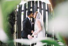 Wedding at Villa Dara Ayu Ubud by We Do Bali Weddings