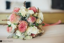 Jermaine & Elyn Wedding Day by Maison Superb