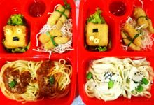 Kids Bento Box by B'steak Function Hall