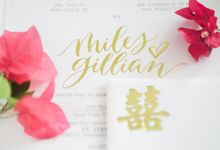 Gillian and Miles Wedding by Foreveryday Photography