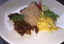 Tides Beach Resort Menu Training and Tastings by Go Samui Catering