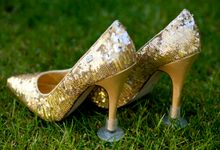 Providing Clean Heels for Weddings, Outdoor Events and parties by Clean Heels Singapore