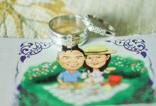 Wedding Details by Sinta Studios