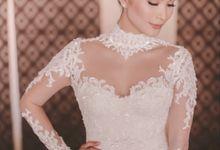wedding of Heart Evangeline by Albert Kurniawan