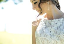 Bridal Photoshoot by Karang Putih Villa