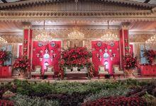 Segara Ballroom & Garden 1 by The Dharmawangsa Jakarta