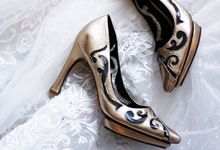 A Cinderella Shoes by Christin Wu