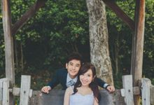 Natural Look Pre-Wedding Shoot by Reyna Hearts Makeup Artistry LLP