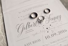 Gilbert & Fenny by Twogather Wedding Planner and Event Organizer