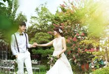 STUDIO 3 - Korea Pre-wedding Photography by Kwedding