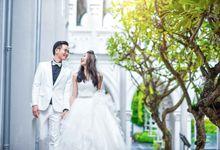 Singapore Pre-wedding by My Dream Wedding