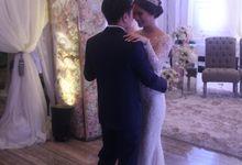 Riska & Cliffon Wedding Reception by Jova Musique