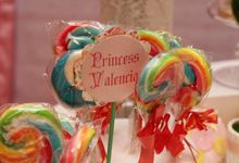 Disney Princesses Sweet Corner by Jolie Party Decor