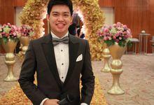 Mc anthony stevven - wedding Mandarin Oriental Jakarta by Anthony Stevven