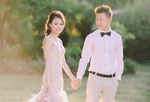 Sarah & Roy by Celest Thoi