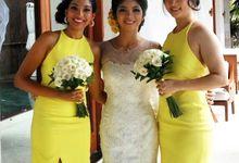 Wedding Yovanius & Sisucheata by RIVIERA EVENT ORGANIZER
