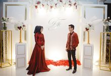 Dimas and Futri Engagement Day by Alleka Design